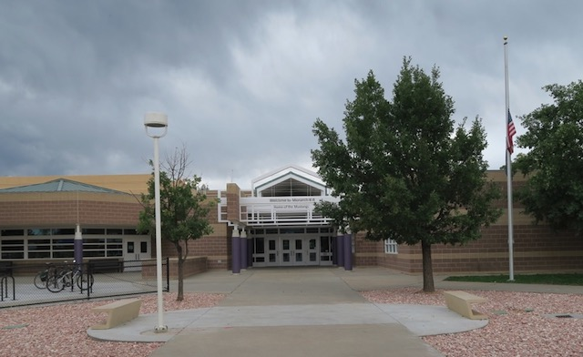 アメリカの中学校