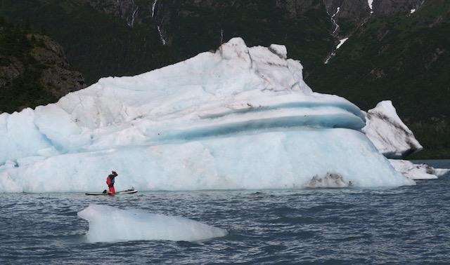 Portage Lake 氷河
