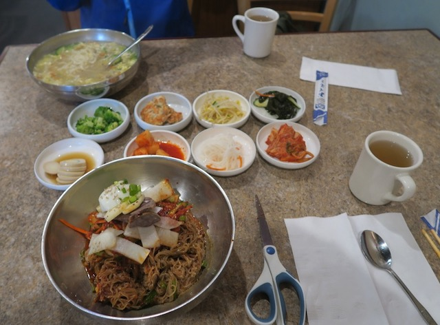 Anchorage Home Town Restaurant 韓国料理