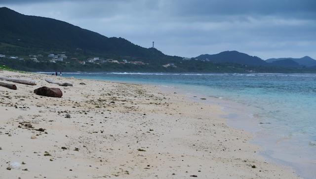 吉原海岸 石垣島