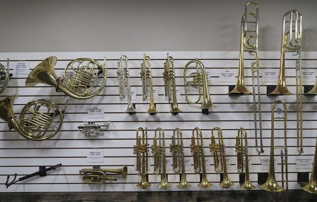 アメリカの小学校5年生 管楽器