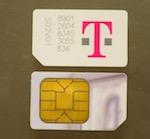 SIMカードの種類 アメリカ