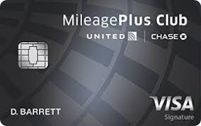 UA アユナイテッド航空 クレジットカード Club Card