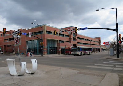 Boulder RTD Transit Center