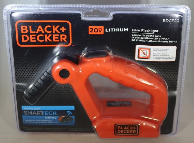 Black and Decker ワークライト 20V
