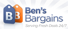 Logo Bens Bargains